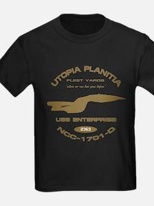 Enterprise-D Fleet Yards T