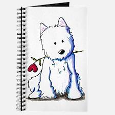 Westie Love Bucket Journal