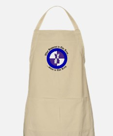 What Happens in the Keep... Apron
