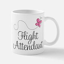 Cute Flight Attendant Mug