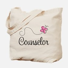 Cute Counselor Tote Bag