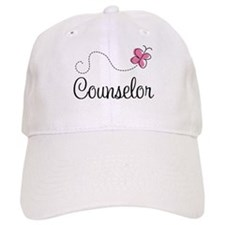 Cute Counselor Baseball Cap