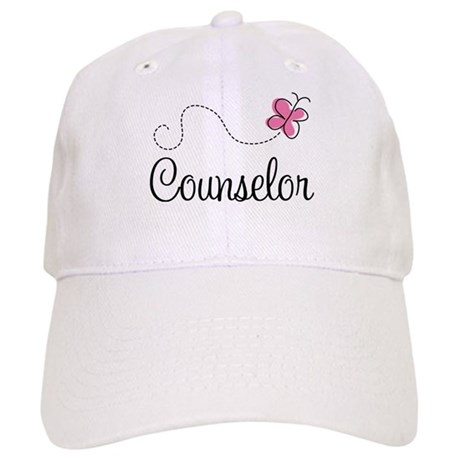 Cute Counselor Cap