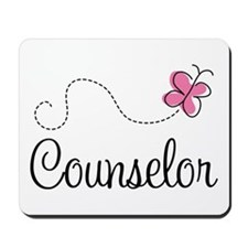 Cute Counselor Mousepad