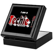 I am a Techie Keepsake Box