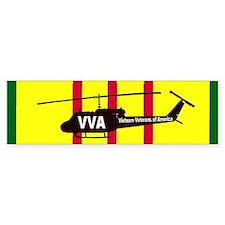 Vietnam Veterans of America Bumper Bumper Sticker