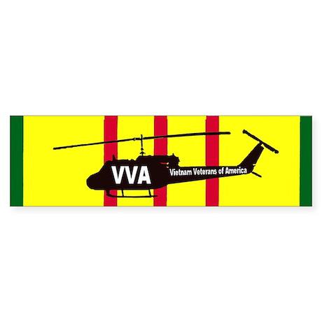 Vietnam Veterans of America Bumper Sticker