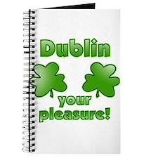 Dublin your pleasure Journal