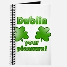 Dublin your pleasure Journal