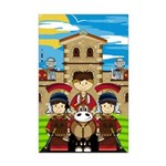 Cute Roman Soldier Poster (Mini)
