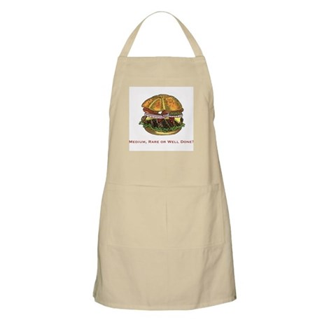 Burger BBQ Apron