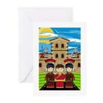 Cute Roman Soldier Card (Pk of 20)