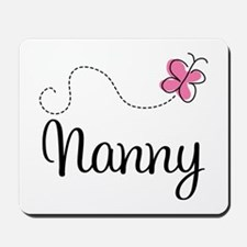 Cute Nanny Mousepad