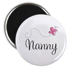 Cute Nanny Magnet