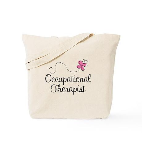 Cute Occupational Therapist Tote Bag
