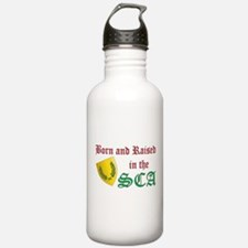 Born and Raised in the SCA Water Bottle