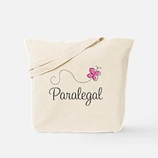 Cute Paralegal Tote Bag
