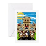 Cute Roman Soldier Card (Pk of 10)