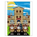 Cute Roman Soldier Poster (Small)
