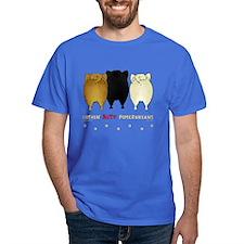 Nothing Butt Pomeranians T-Shirt