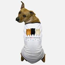 Nothing Butt Pomeranians Dog T-Shirt