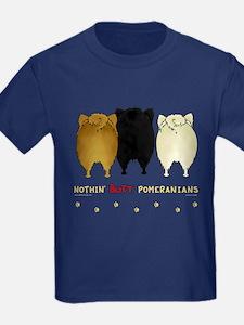 Nothing Butt Pomeranians T