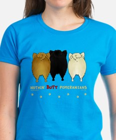 Nothing Butt Pomeranians Tee