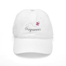 Cute Programmer Baseball Cap
