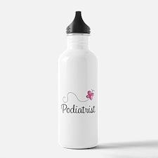 Cute Podiatrist Water Bottle