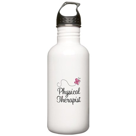 Cute Physical Therapist Stainless Water Bottle 1.0