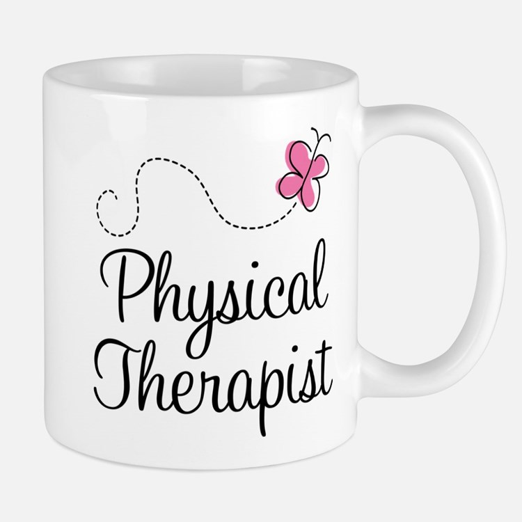 Cute Physical Therapist Mug