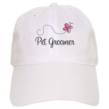 Cute Pet Groomer Baseball Cap