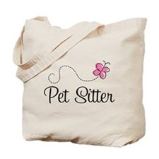 Cute Pet Sitter Tote Bag