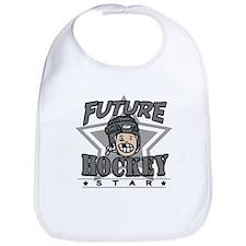 Future Hockey Black Bib