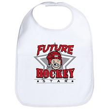 Future Hockey Star Red Bib