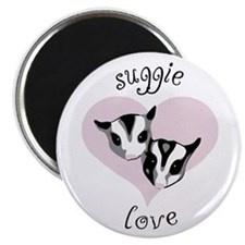 "Funny Styles 2.25"" Magnet (10 pack)"