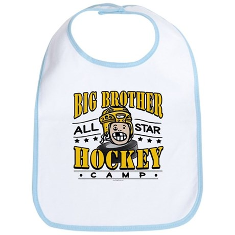 Big Brother Hockey Yellow Bib