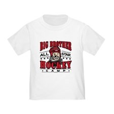 Big Brother Hockey Red T
