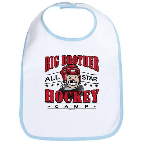 Big Brother Hockey Red Bib