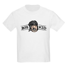 Big Brother Hockey 2 Sided T-Shirt