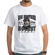 Big Brother Hockey Black Shirt
