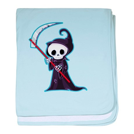 Sweet Little Death Infant Blanket
