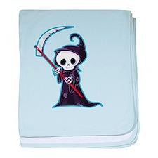 Sweet Little Death Infant Blanket
