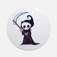 Sweet Little Death Ornament (Round)