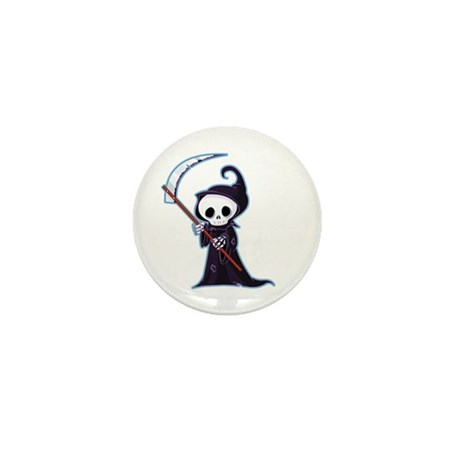 Sweet Little Death Mini Button
