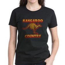 Kangaroo Country Design Tee