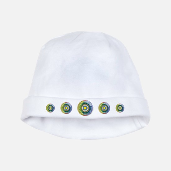 Summer Sunshine Infant Cap