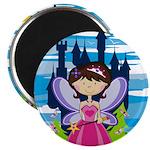 Cute Fairytale Princess Magnet