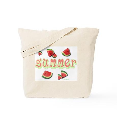 Summer watermelon Tote Bag