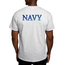 U.S. Navy Corpsman Ash Grey T-Shirt